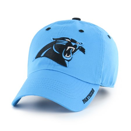 Carolina Panthers Skull Cap (NFL Carolina Panthers Ice Adjustable Cap/Hat by Fan)