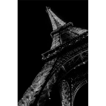 Galaxy of Graphics PDX14298SMALL Eiffel Tower Poster Print by George Garbeck, 12 x 18 - Small - image 1 of 1