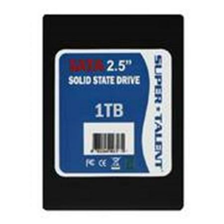 Super Talent DuraDrive AT7 128GB 2.5 inch SATA3 Solid State Drive (MLC) - image 1 de 1