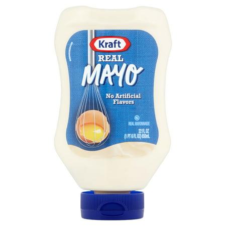 Kraft Mayo Real Mayonnaise  22 Oz