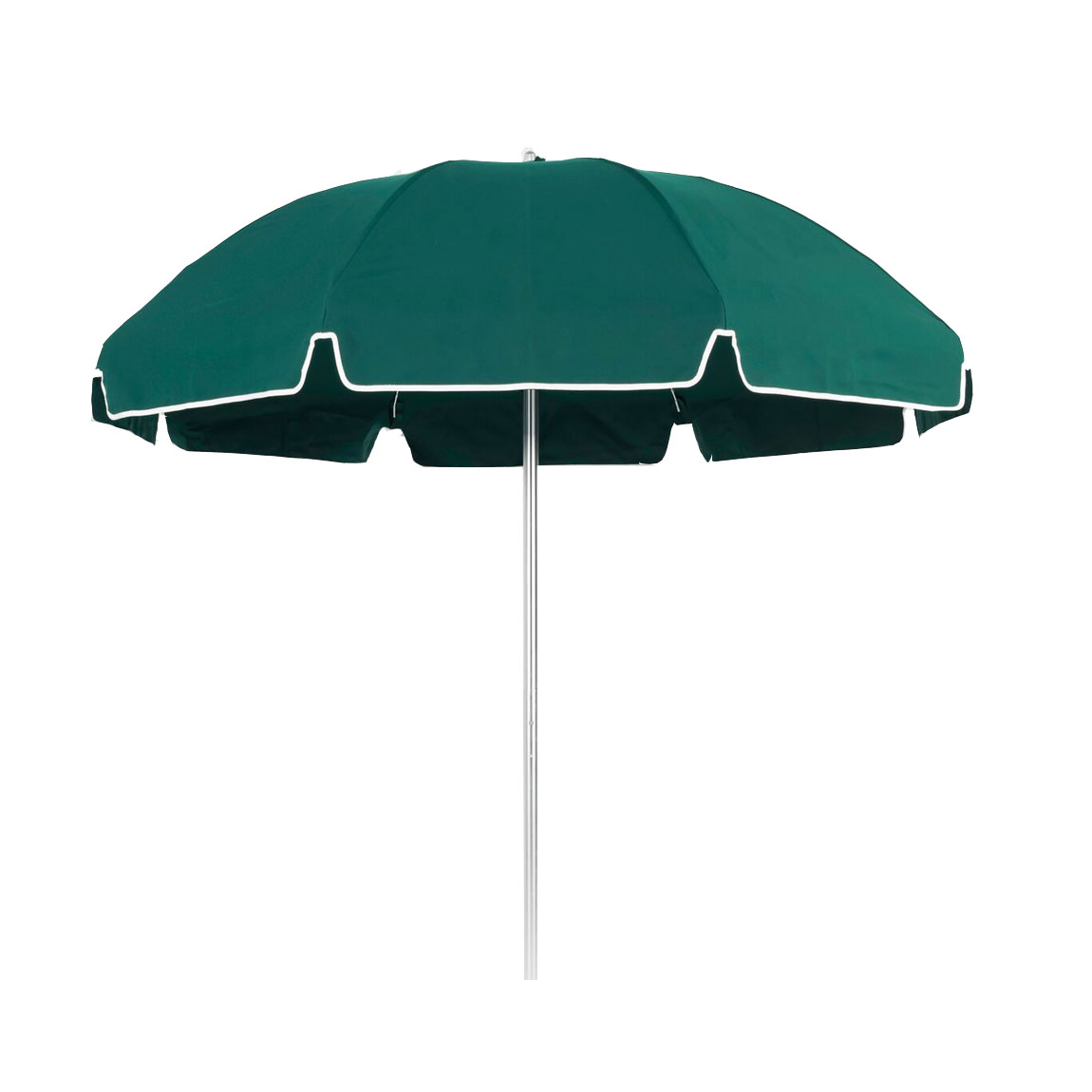 7 5 Ft Commercial Grade Steel Patio Umbrella With Acrylic Fabric