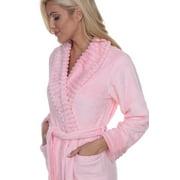 Women's Super Soft Lounge Plush Robe