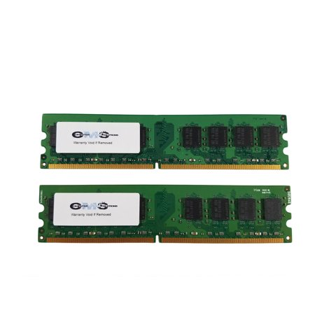 1GB (1x1GB) RAM Memory DIMM Compatible with Dell OptiPlex GX280 Series Desktop Gx280 Desktop