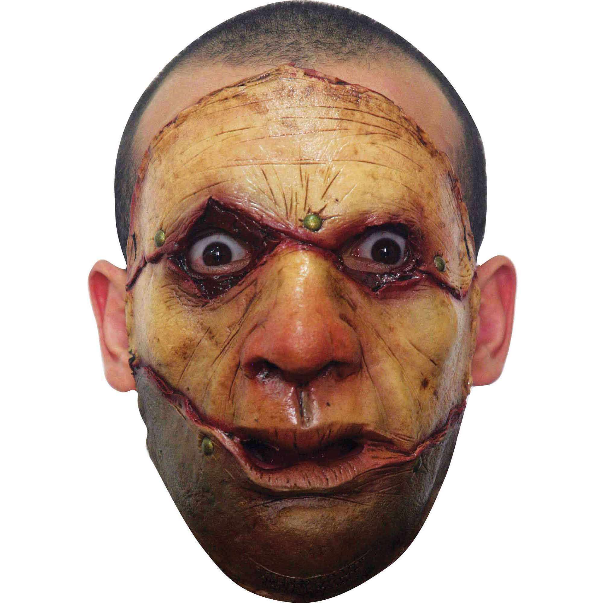 Serial Killer 3 Adult Latex Face Adult Halloween Accessory