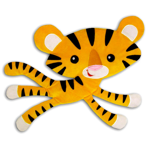 Fisher Price - Rainforest Wall Hanging, Tiger