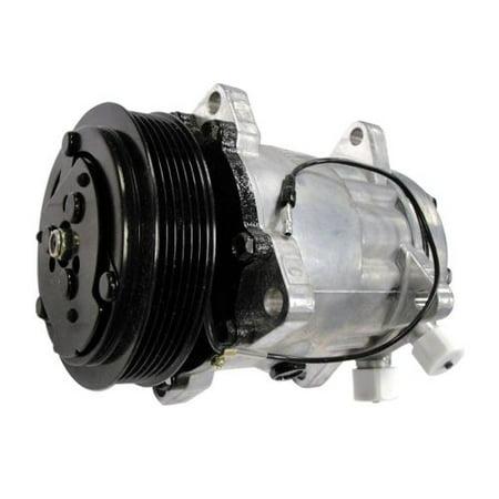 Ac Compressor For Ford New Holland - (New A/c Compressor)
