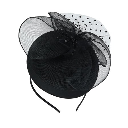 Jeanne Simmons Women's Net Flower Headband - image 1 de 6