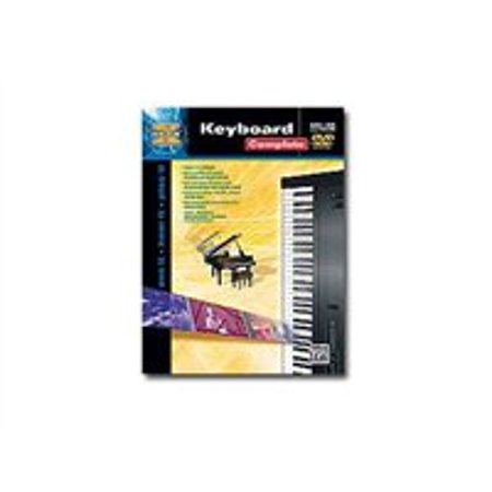 Alfred's MAX Keyboard - Complete - self-training course - DVD (Alfreds Max Keyboard)