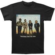 Doors Men's  Waiting Slim Fit T-shirt Black