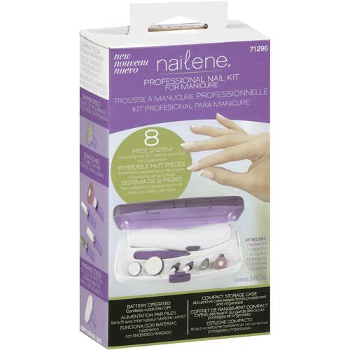 Nailene Professional Nail Kit For Manicure