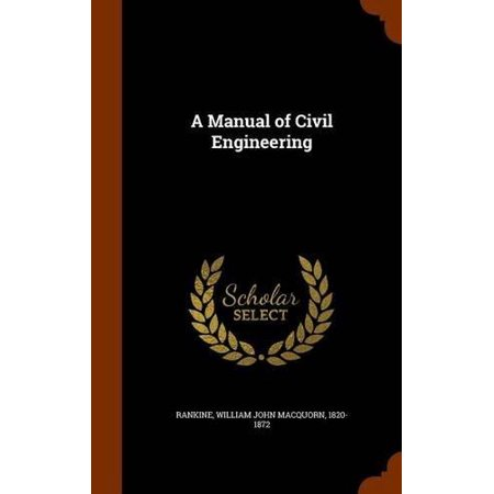 A Manual of Civil Engineering - image 1 de 1
