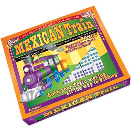 - Mexican Train Professional D12 Set