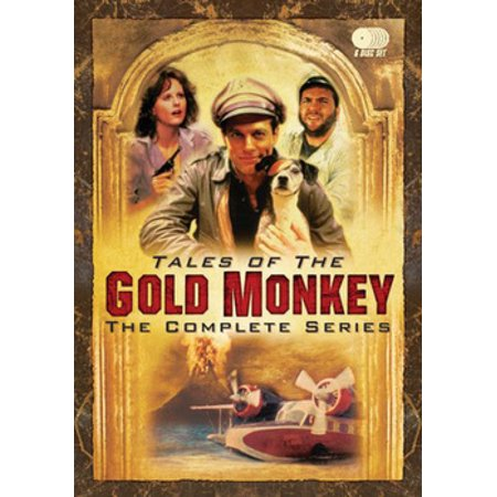Tales of the Gold Monkey: The Complete Series (DVD) ()