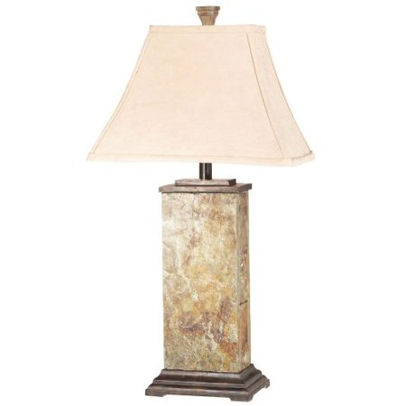 kenroy home 31202 bennington 1 light table lamp walmart com