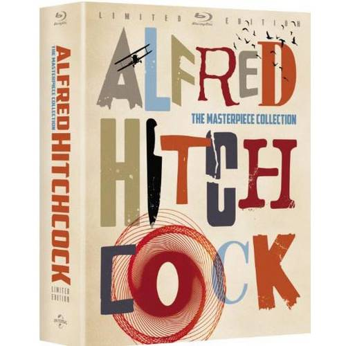 Alfred Hitchcock: The Masterpiece Collection (Limited Edition) (Blu-ray) by Universal