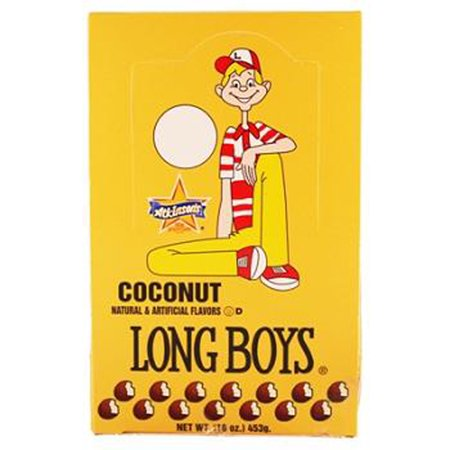 Boy Candy - Atkinson Candy Long Boys  Chewy Candy, 1 ea