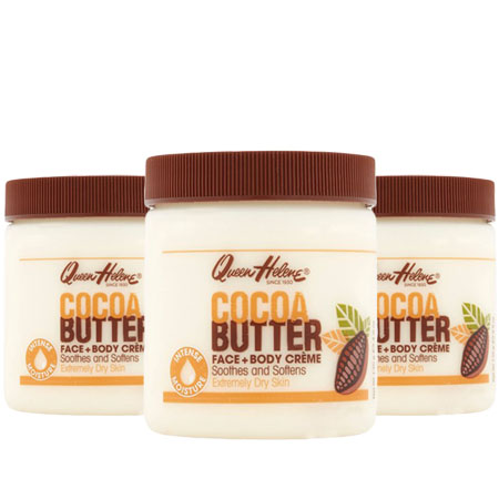 (3 Pack) Queen Helene Cocoa Butter, 4.8 oz