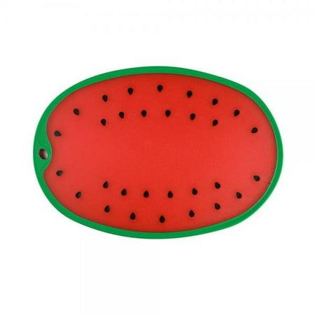 Dexas Watermelon Cutting/Serving Board, Watermelon Shape