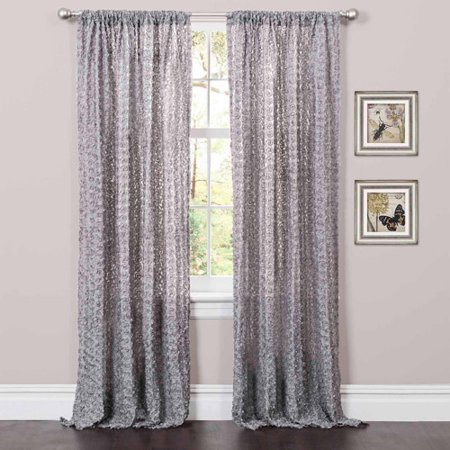 Rosina Gray Window Curtain