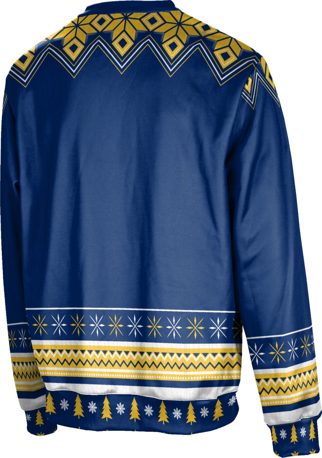 Apparel MU ProSphere Men's Marquette University Ugly Holiday Festive Sweater