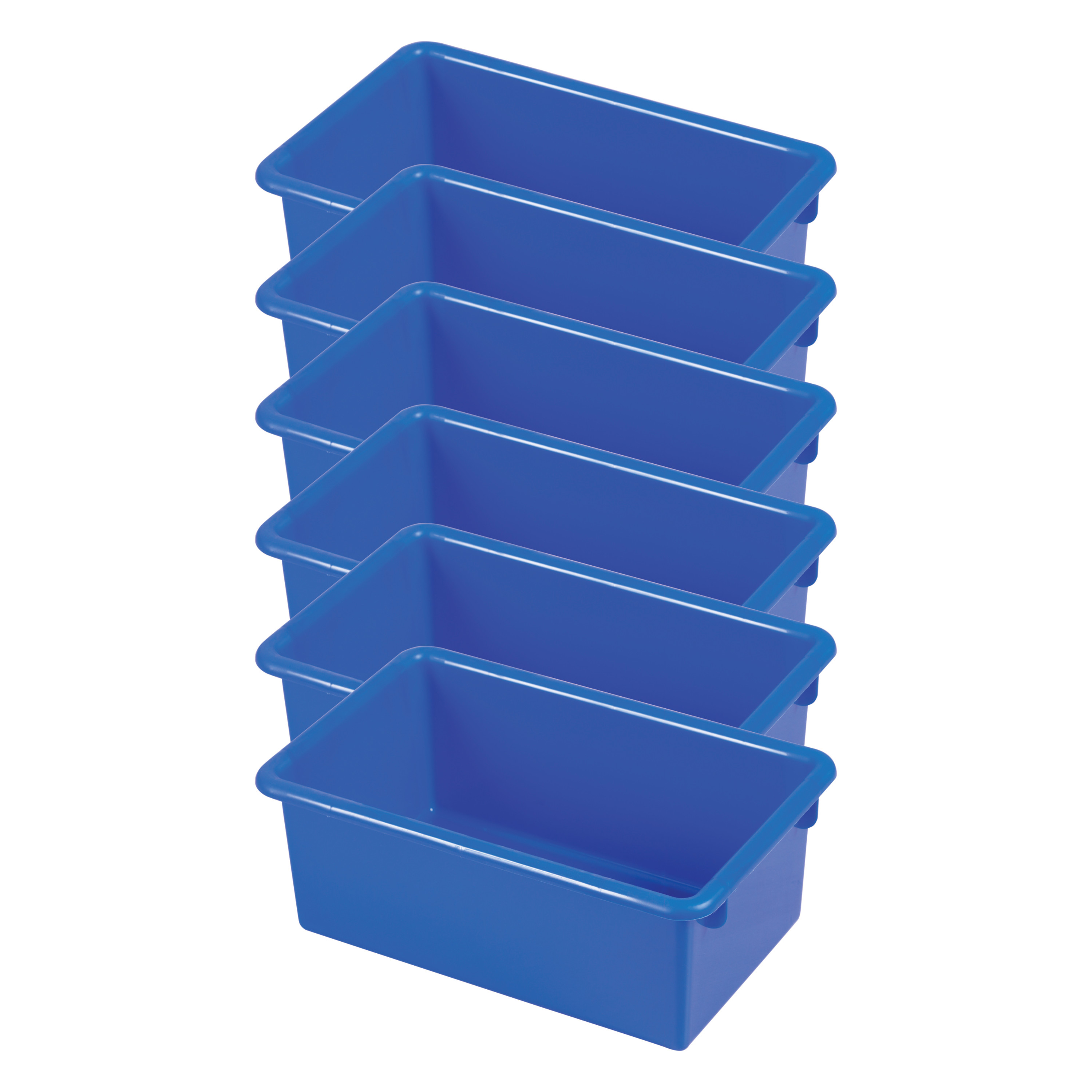 Stack and Store Tub without Lid - Blue