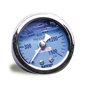 Gauge No2 Glycerin Filled Replacement Auto Part, Easy to Install