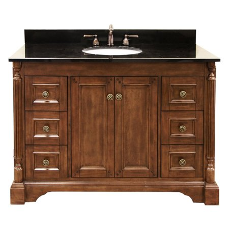 Granite Vanity (Legion Furniture 49W x 22D in. Raymond Granite Vanity Top)