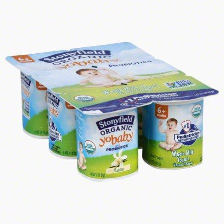 yobaby organic yogurt