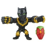 Marvel Super Hero Mashers Micro Series 2 Mini Figure - Black Panther
