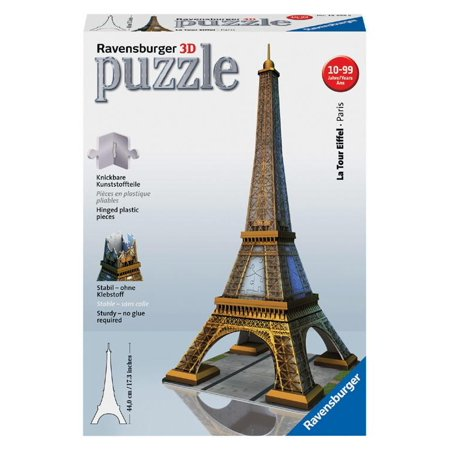 Eiffel Tower 3D Puzzle (Other)](Eiffel Tower Puzzle)