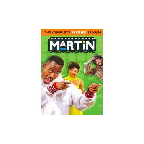 Martin: The Complete Second Season (Full Frame)
