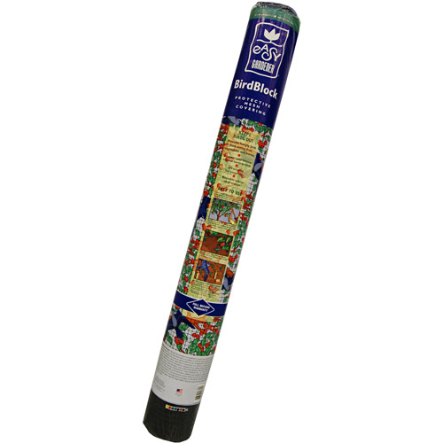 Easy Gardener 604 7' x 20' Bird X Protective Netting For Fruits & Vege