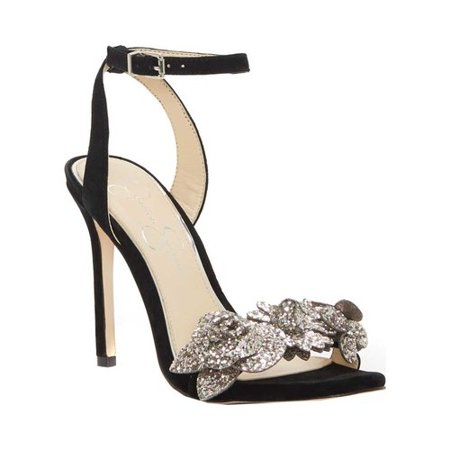 507a071572b Women's Jessica Simpson Jazzy Embellished Ankle Strap Sandal