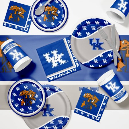 University of Kentucky Game Day Party Supplies Kit