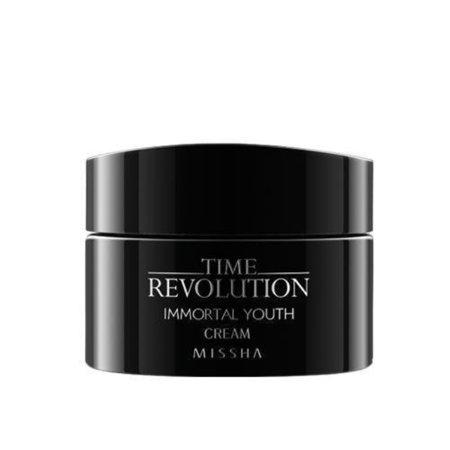 Missha Time Revolution Immortal Youth Cream [Korean Import] - 50