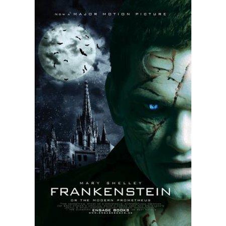 Frankenstein : 1000 Copy Limited Collectors Edition (Hardback with Jacket) (Engage Books) - Frankenstein Jacket