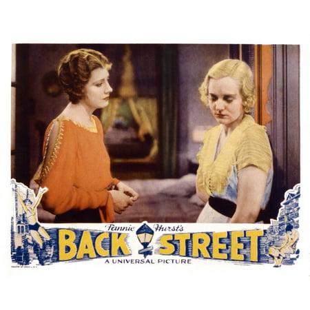 (Back Street Still)