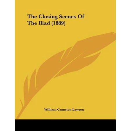 The Closing Scenes of the Iliad (1889)](70s Close)