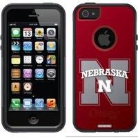 Nebraska Watermark Design on OtterBox Commuter Series Case for Apple iPhone 5/5s