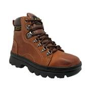 """AdTec Women's 2987 6"""" Steel Toe Hiker Boot"""