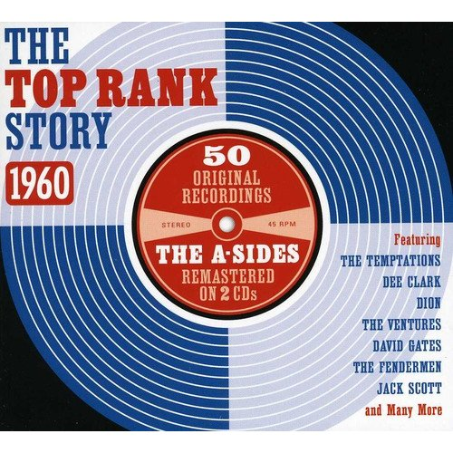Top Rank Story 1960 / Various Artists