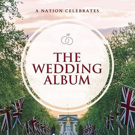 Wedding Album / Various (CD) - The Wedding Album