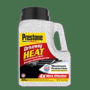 9.5lb Prestone Driveway Heat Calcium Chloride Pellets Jug