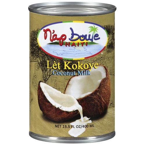 N'ap Boule Let Kokoye Coconut Milk, 13.5 fl oz