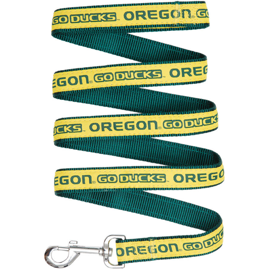 Pets First College Oregon Ducks Pet Leash, Assorted Sizes