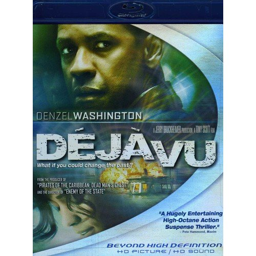 Deja Vu (Blu-ray) (Widescreen)