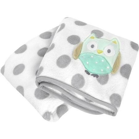Garanimals Animal Crackers Fluffy Fleece Blanket Walmart Com