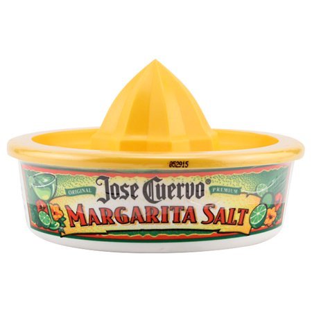 Jose Cuervo Original Premium Margarita Salt with Juice Squeezer, 6.25 fl oz