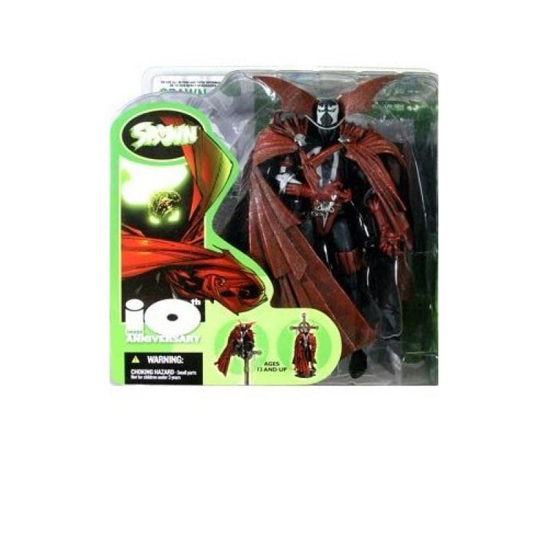 McFarlane Toys 10th Anniversary IMage Action Figure Spawn by