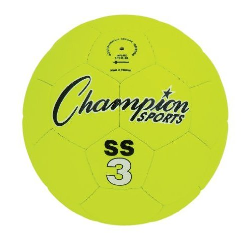 Champion Sports Size 5 Super Soft Soccer Ball